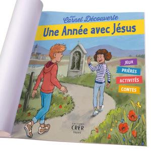 Carnet Une année avec Jésus